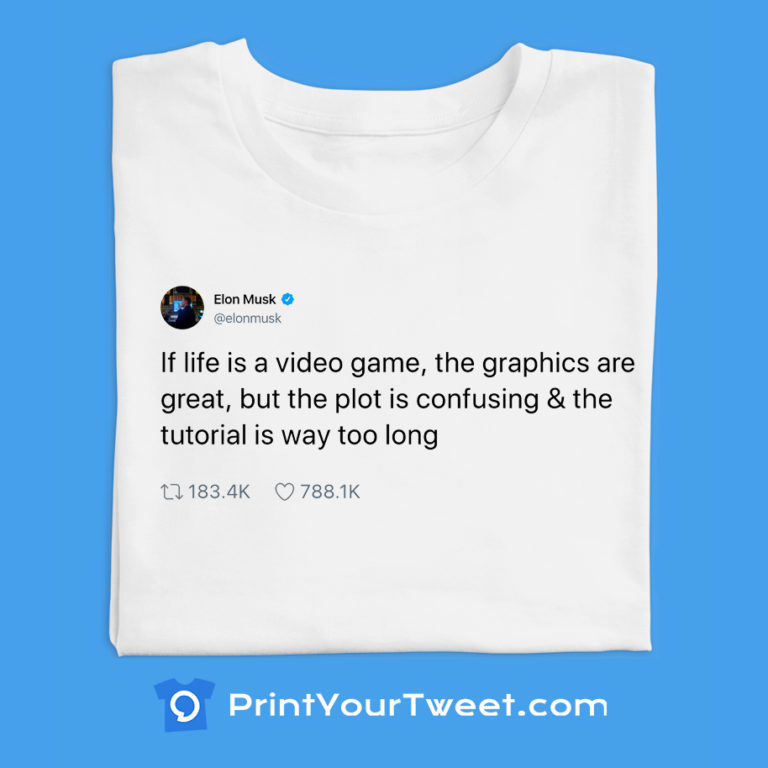 Top Elon Musk tweets to print on your t-shirt today